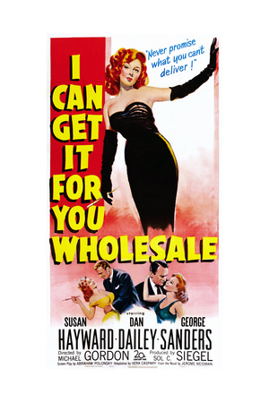 I Can Get it for You Wholesale Prints
