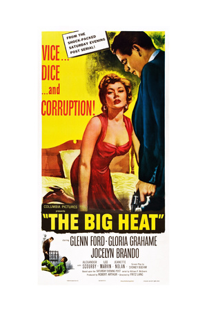 The Big Heat Posters