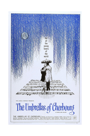 The Umbrellas of Cherbourg Posters
