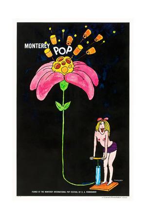 Monterey Pop Prints