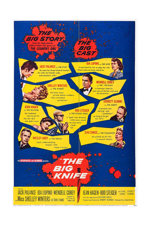 The Big Knife Prints