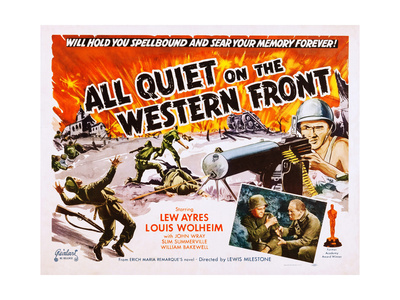 All Quiet on the Western Front Art