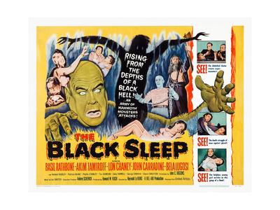 The Black Sleep Posters