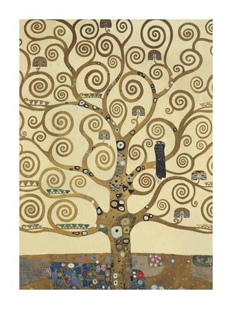 The Tree of Life IV Prints by Gustav Klimt