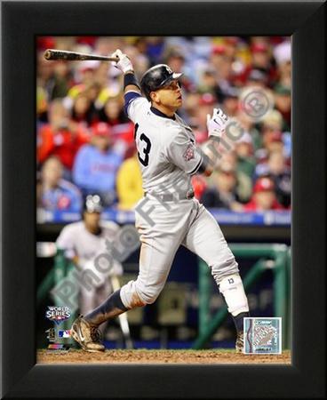 Alex Rodriguez Game three of the 2009 MLB World Series Prints