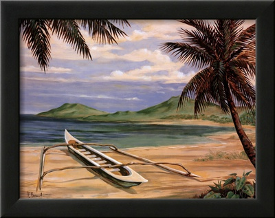 Outrigger Cove Posters by Paul Brent