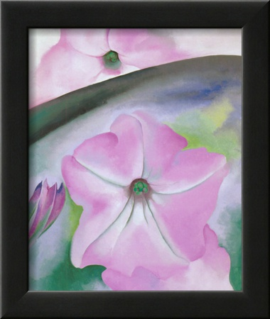 Petunia no. 2 Posters by Georgia O'Keeffe