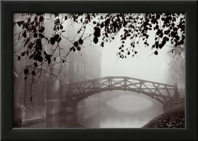 Cambridge Mist Posters by Derek Langley