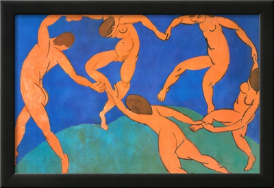 The Dance Prints by Henri Matisse