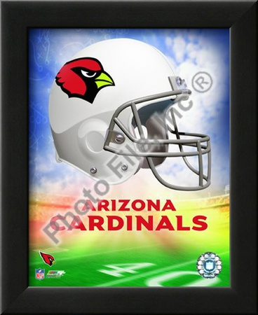 2009 Arizona Cardinals Team Logo Posters