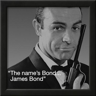 James Bond: Bond Prints