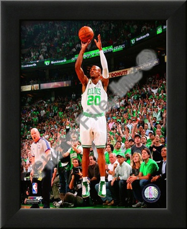 Ray Allen, Game Six of the 2008 NBA Finals Prints