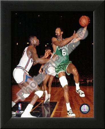 Bill Russell 1967 , Boston Celtics Prints
