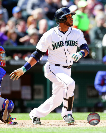 Robinson Cano 2014 Action Photo
