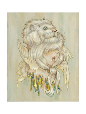 Daniel Lion Roar Prints by Camilla D'Errico