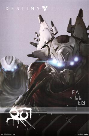 Destiny - Fallen Posters
