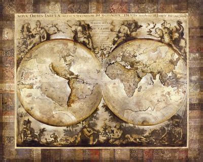 Old World I Giclee Print by Edwin Douglas