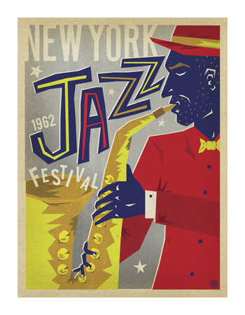 NY Jazz Fest Sanatsal Reprodüksiyon