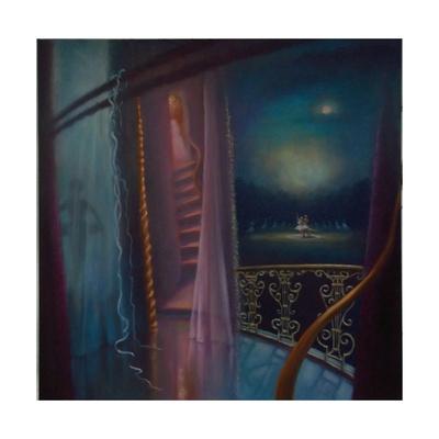 Le Reflet De La Lune, 2011 Giclee Print by Lee Campbell