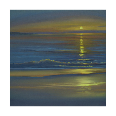 Romance, 2002 Seascape Giclee Print by Lee Campbell