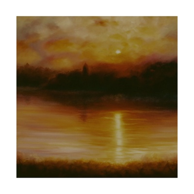 Thames Dream, 2010 Giclee Print by Lee Campbell
