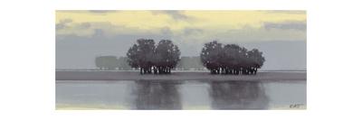 Lake Amethyst II Art by Norman Wyatt Jr.