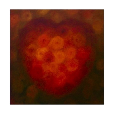 Heart of Gold 2014 Giclee Print by Lee Campbell