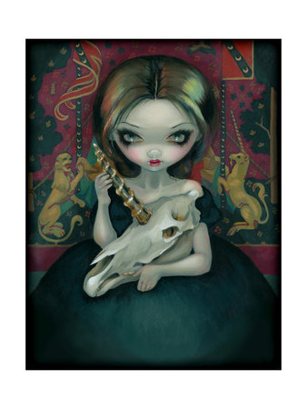 Unicorns Ghost Prints by Jasmine Becket-Griffith