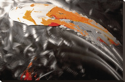 Success Stretched Canvas Print by Pamela Nielsen
