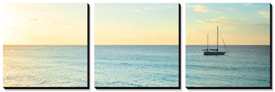 Bimini Horizon II Conjunto de lienzos