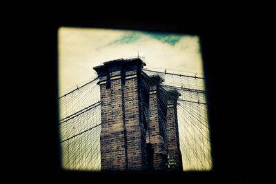 Brooklyn Bridge From Dumbo NYC Photo