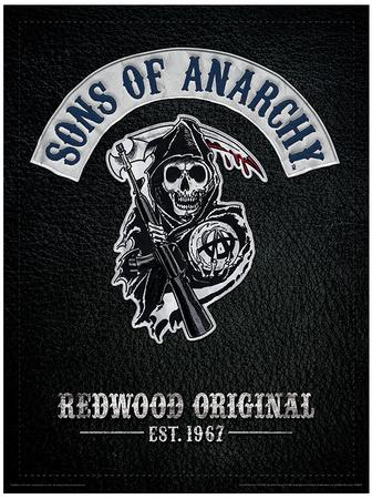 Sons of Anarchy - Cut Masterprint