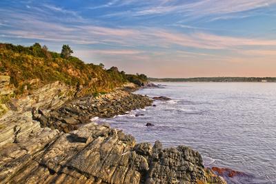 Cliff Walk Newport Rhode Island Photo