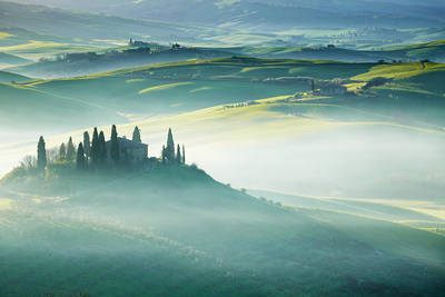 Tuscany, Italy - Landscape Photographic Print by  ZoomTeam