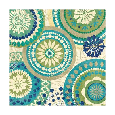 Floral Mix I Prints