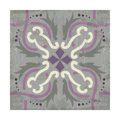 Lavender Glow Square XV Posters by Jess Aiken