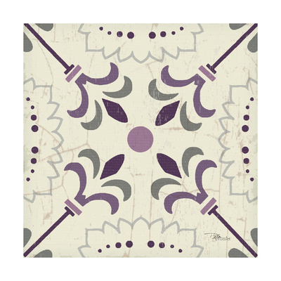 Lavender Glow Square II Posters by Jess Aiken