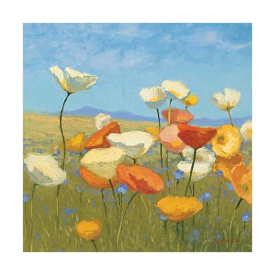 Springtime Meadow I Art