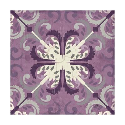 Lavender Glow Square III Prints by Jess Aiken