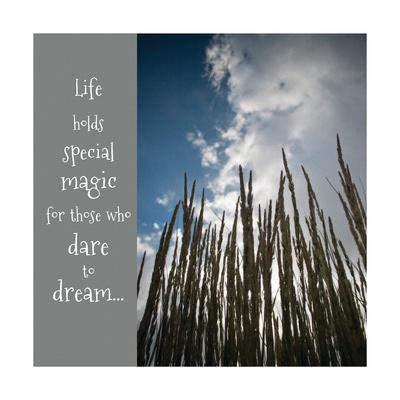 Dare to Dream Prints by Ashley Hutchins