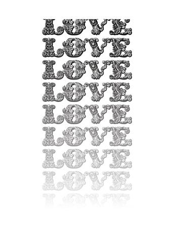 Love Fades Prints by Ashley Hutchins