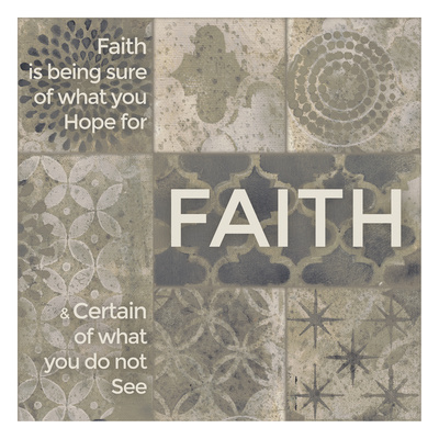 Kudos Faith Prints by Smith Haynes