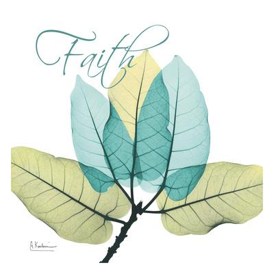 Faith Ficus Burkey Art by Albert Koetsier