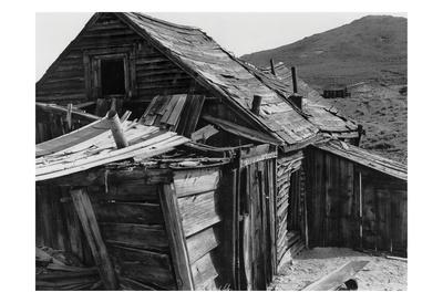 Dilapidated Bodi Prints by Albert Koetsier