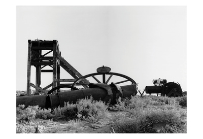 Bodi Mining 1 Art by Albert Koetsier