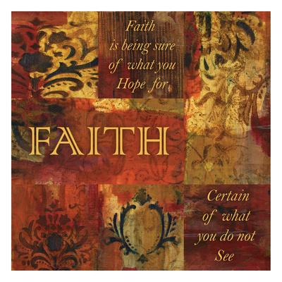 Autumn Faith Poster by Smith Haynes