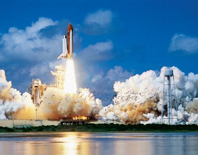 Space Shuttle Prints