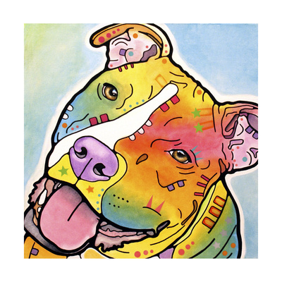 Skittles Giclee Print by Dean Russo