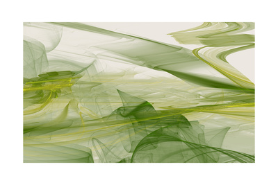 Abstraction 10683 Giclee Print by Rica Belna