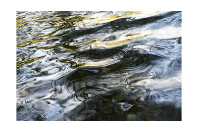 Abstract Water 8578 Photographic Print by Rica Belna